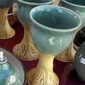 Hills Garlic Festival Pottery